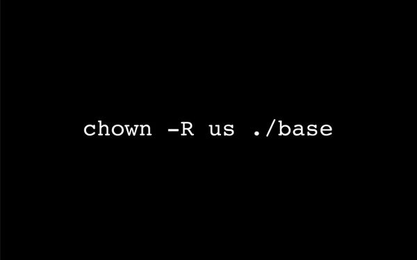 Linux Chown命令