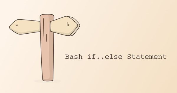 Bash if..else语句声明
