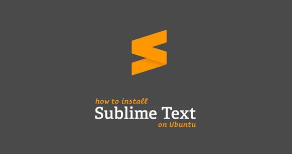 如何在Ubuntu 18.04上安装Sublime Text 3